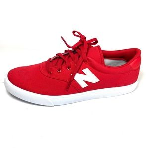 New Balance All Coasts 55 Sneakers Red Canvas